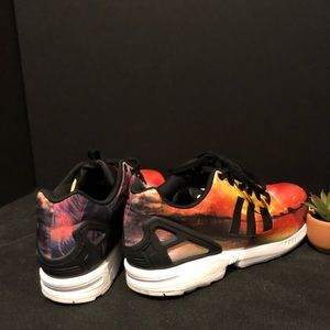 6ff8df3968873 adidas Shoes - Adidas Originals ZX Flux Sunset Palm Trees